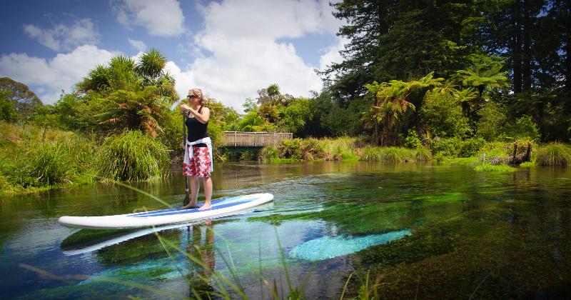 Rotorua (Foto: Rotorua Paddle Tours)