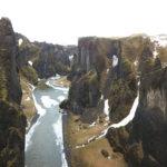 Imagens da Islândia no clipe de Dre Guazzelli