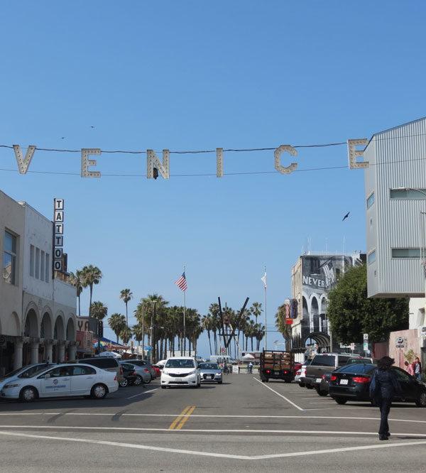 Venice Beach (Foto: Tati Sisti)