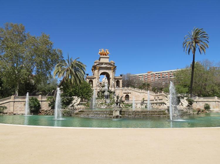 Parc de la Ciutadella (Foto: Tati Sisti)