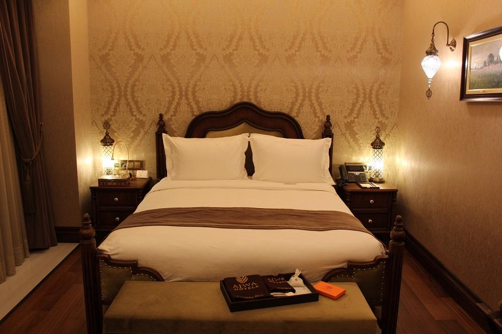 Ajwa Hotel (Foto: Gabriel Bester)