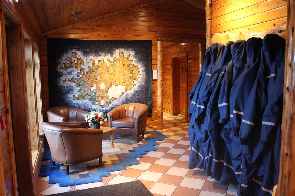 Hotel Rangá: luxo e exotismo no sul da Islândia(Foto: Gabriel Bester)
