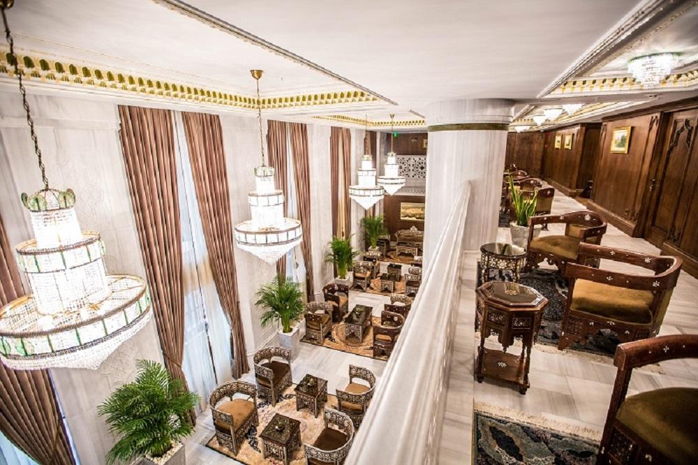 Ajwa Hotel (Foto: Divulgação)