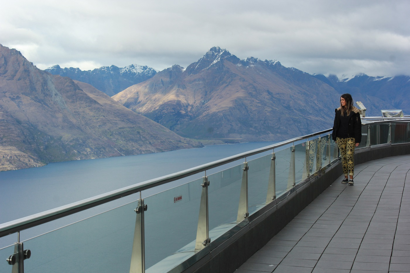 Skyline Queenstown (Foto: Tati Sisti)