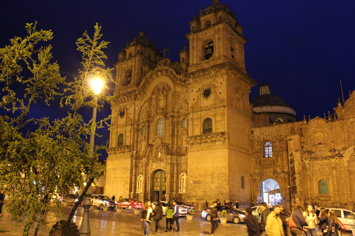 Basílica Catedral de Cusco (Foto: Tati Sisti)