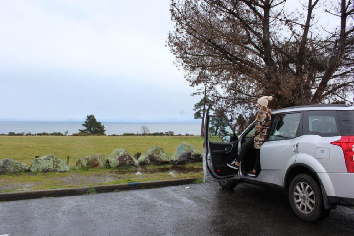 Aluguel de carro na Nova Zelândia (Foto: Heidi Moryiama)