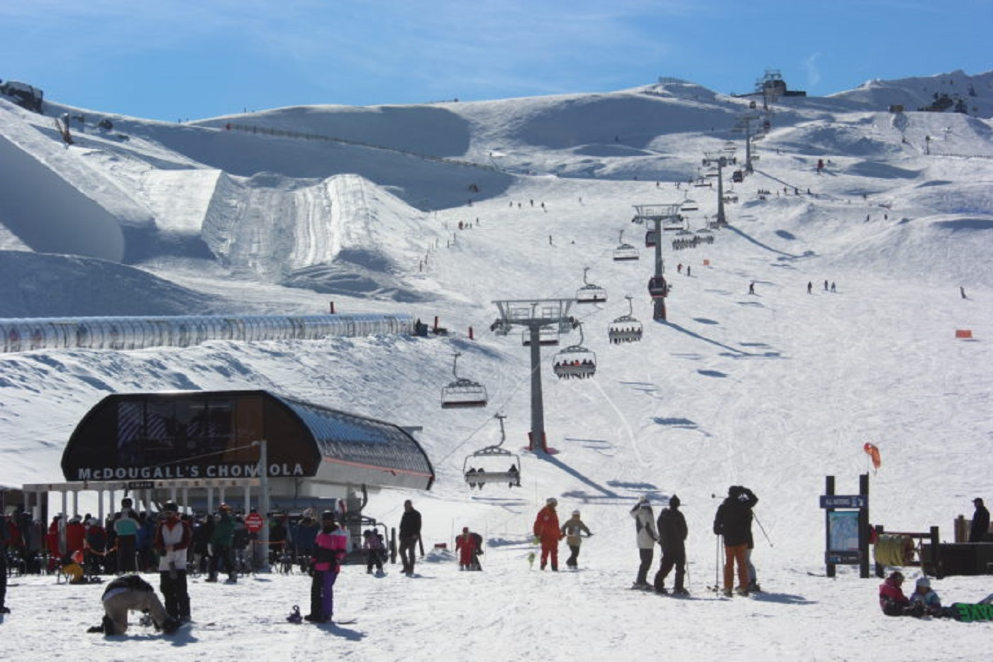 Cardrona Alpine Resort (Foto: Tati Sisti)