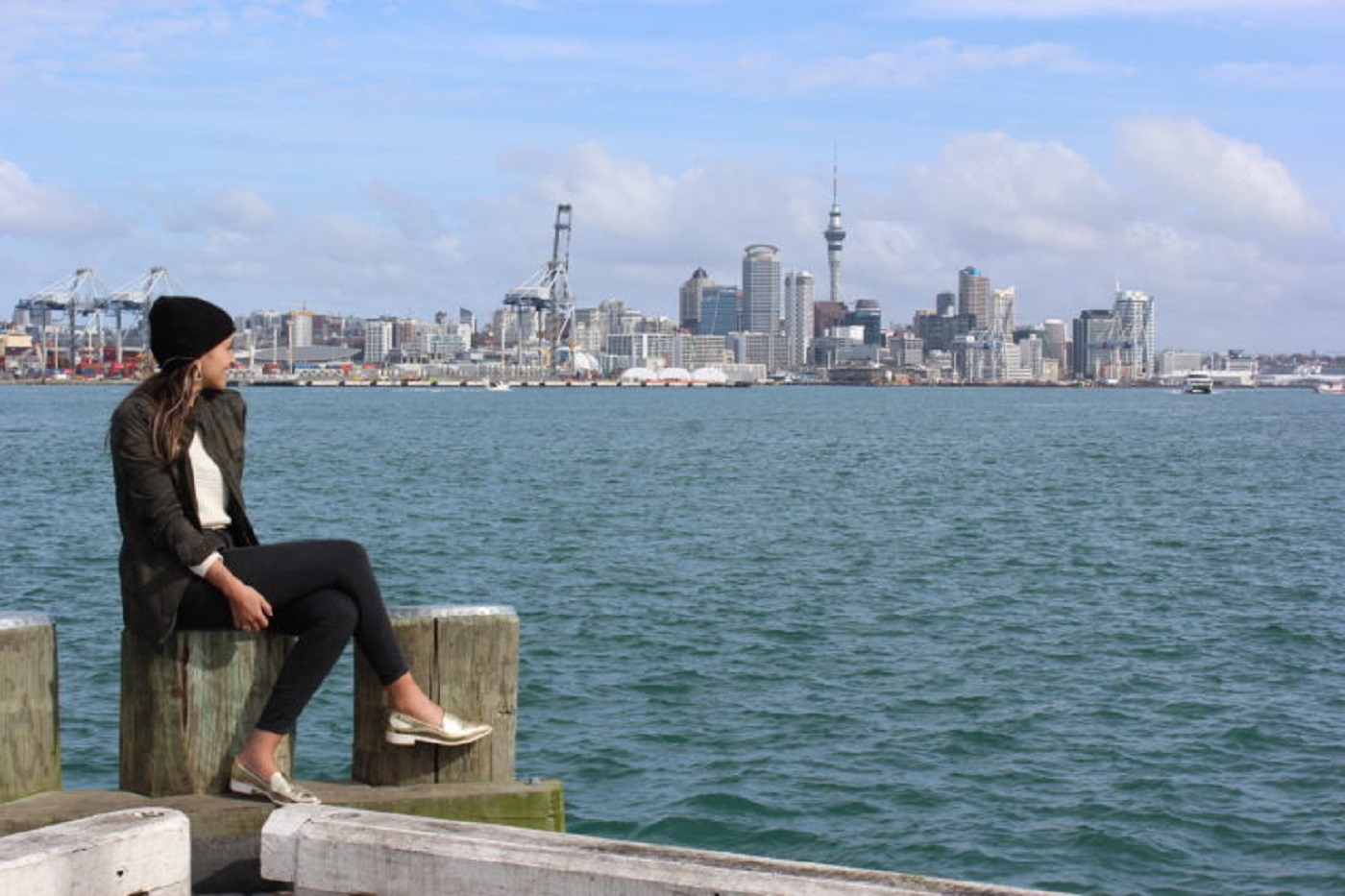 Devonport, na Nova Zelândia (Foto: Tati Sisti)