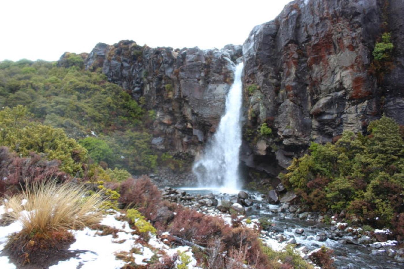 Taranaki Falls (Foto: Tati Sisti)