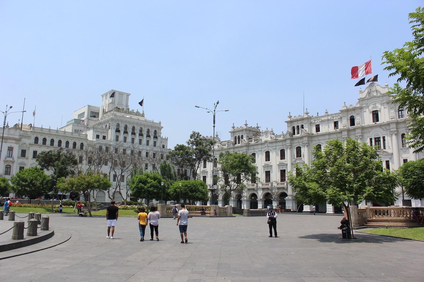 Plaza San Martin (Foto: Tati Sisti)