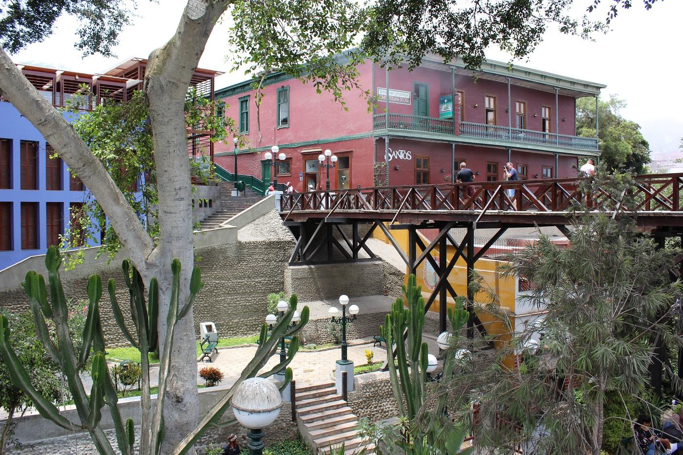 Puente de los Suspiros (Foto: Tati Sisti)