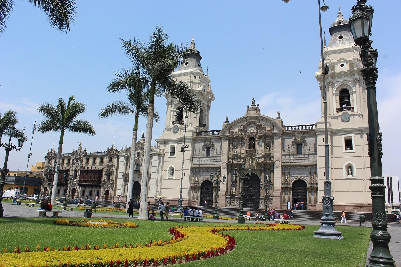 Plaza de Armas (Foto: Tati Sisti)
