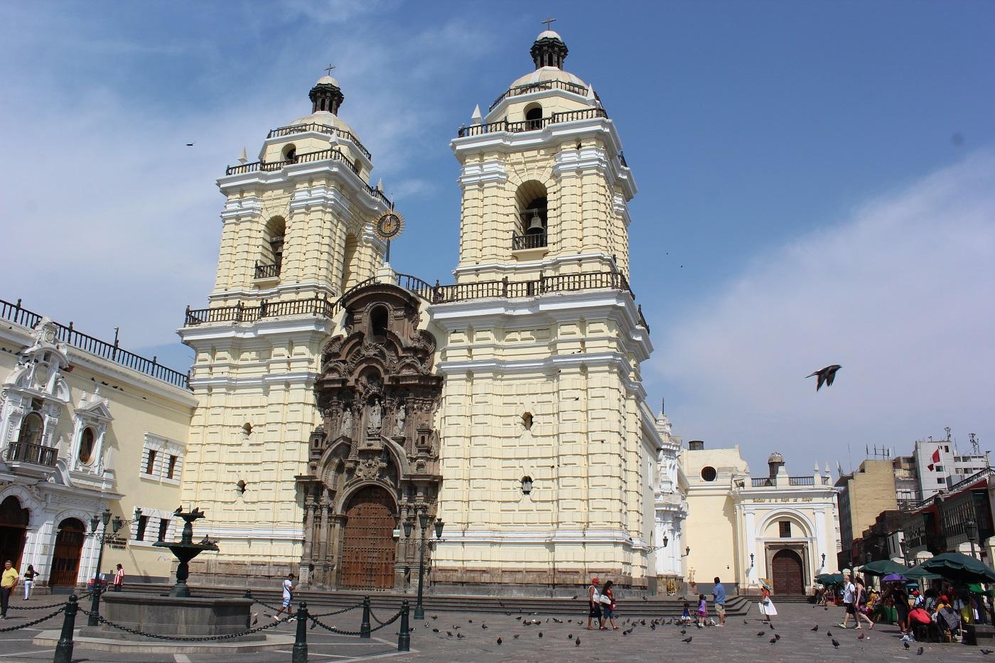 Basílica e Convento de São Francisco (Foto: Tati Sisti)