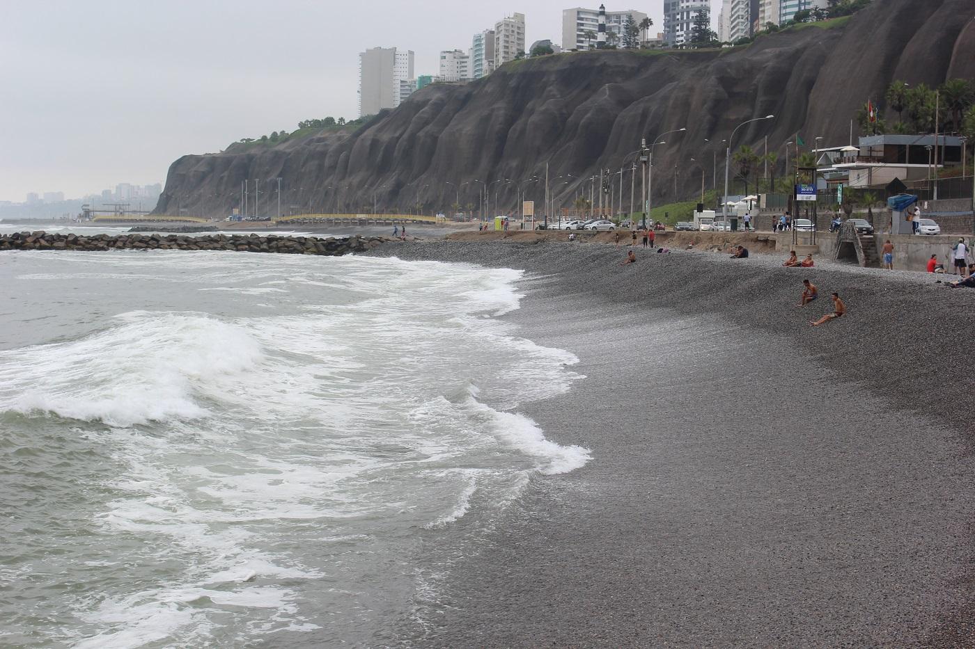 Praia de Lima (Foto: Tati Sisti)