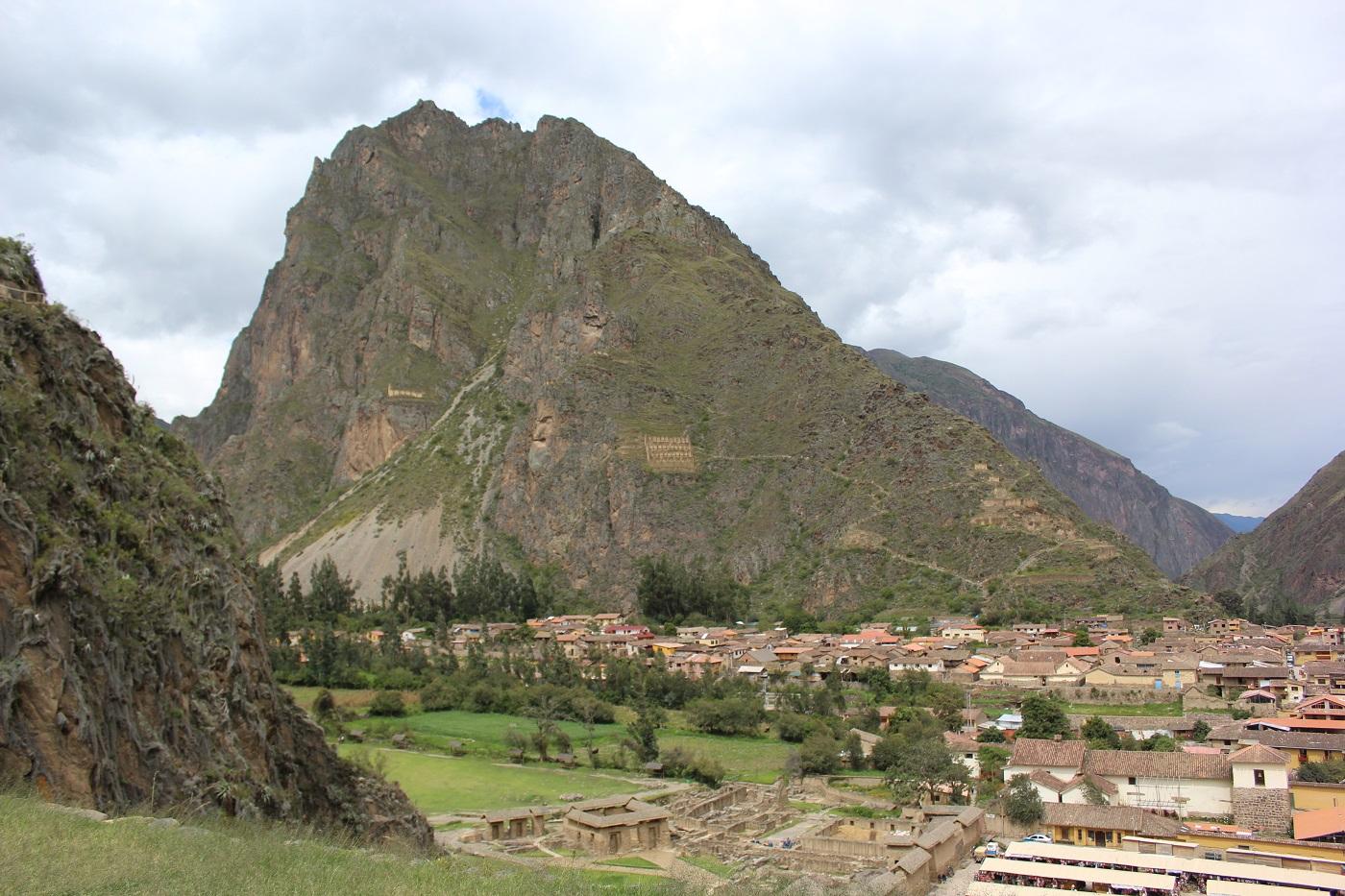 Ollantaytambo (Foto: Tati Sisti)