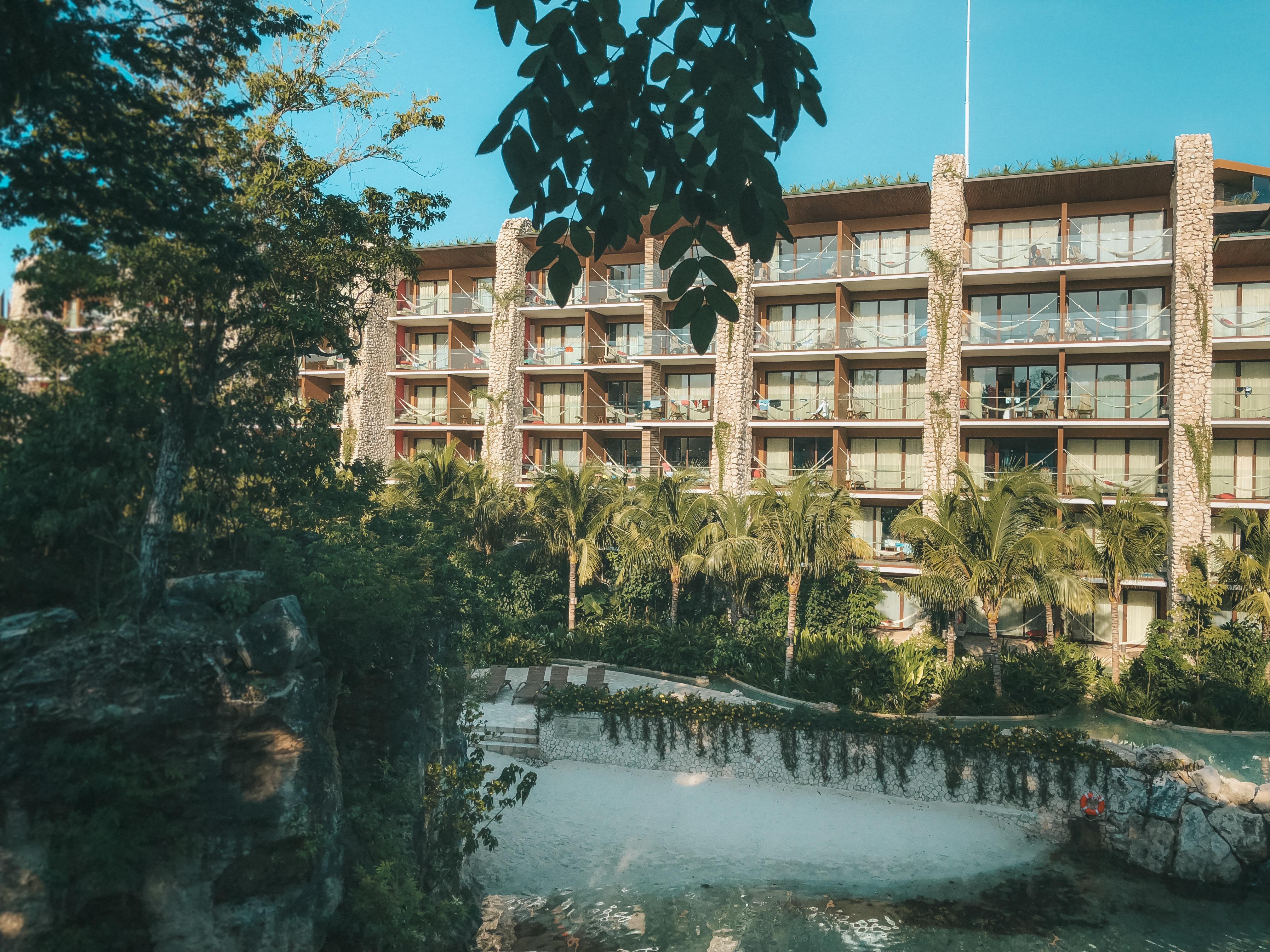 Hotel Xcaret México (Foto: Tati Sisti)