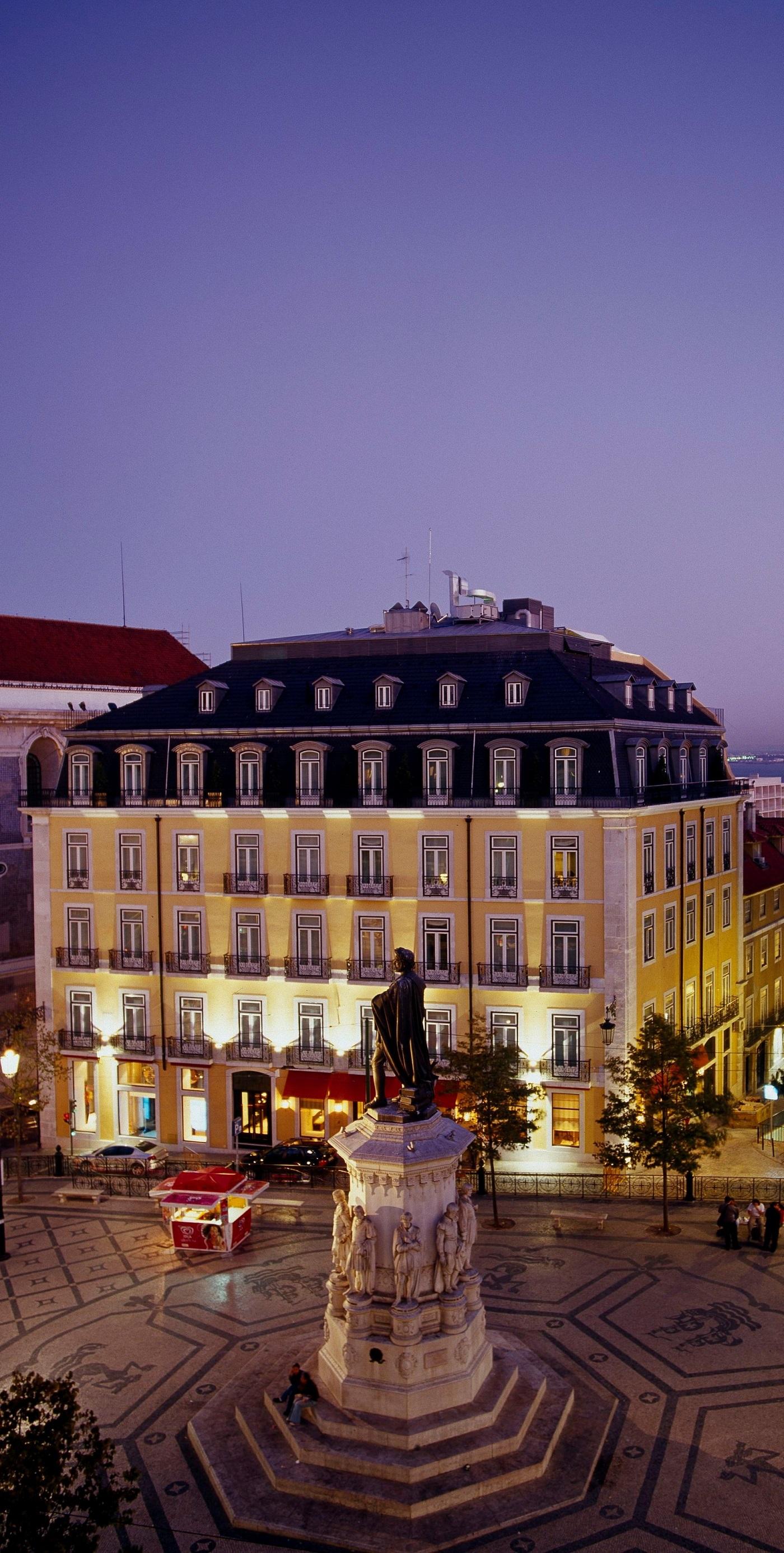 Bairro Alto Hotel (Foto: Divulgação)