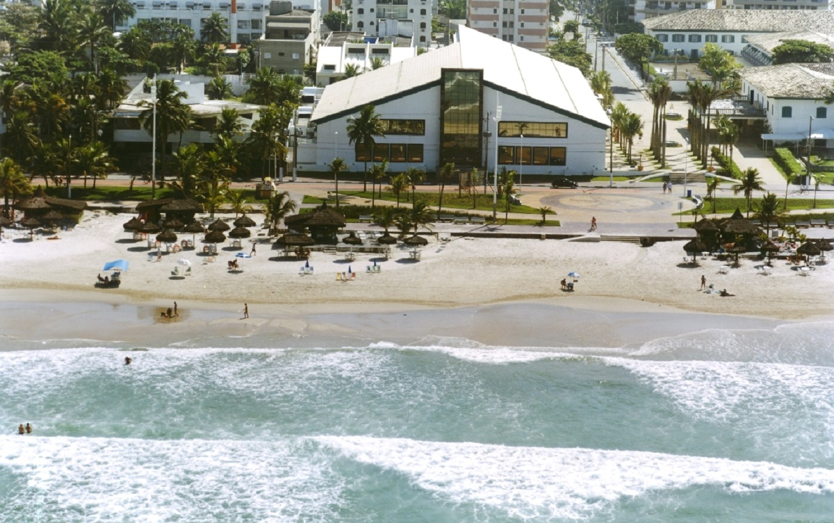 Casa Grande Hotel (Foto: Divulgação)