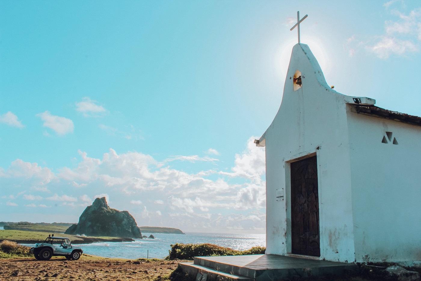 Capela São Pedro dos Pescadores (Foto: Tati Sisti)