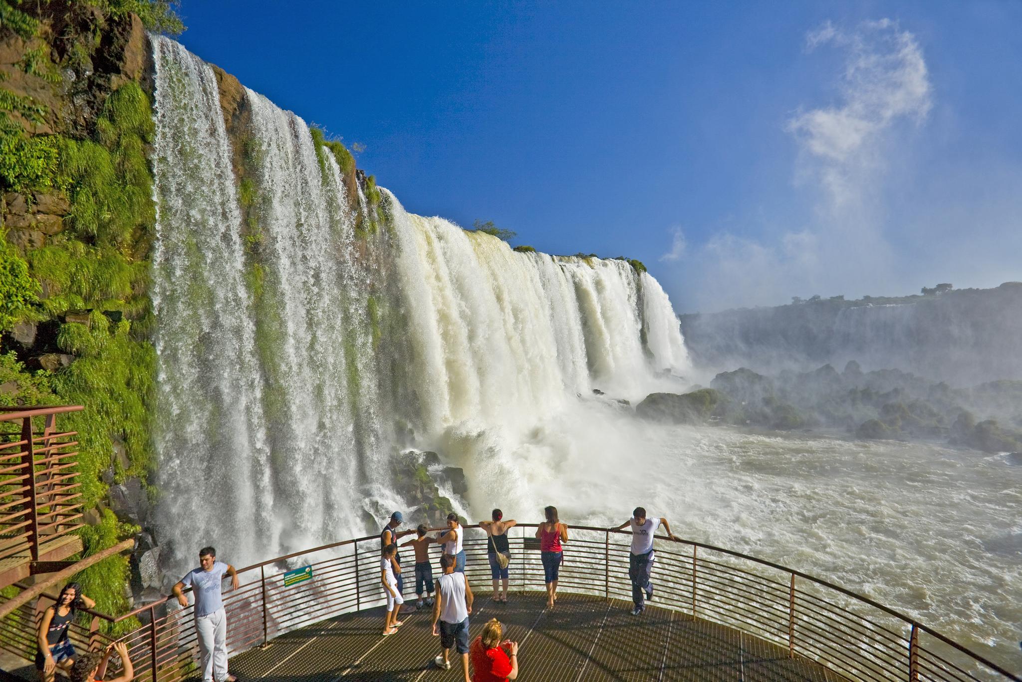 Cataratas do Iguaçu (Foto: Marcus Faller)