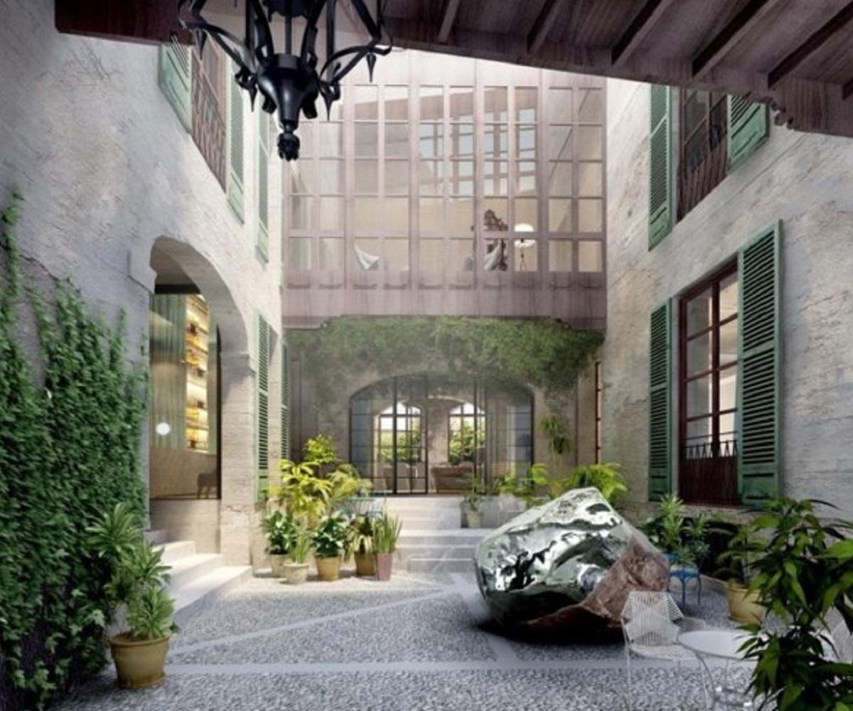 Can Bordoy Grand House & Garden- Palma de Maiorca, Espanha (Foto: Divulgação)