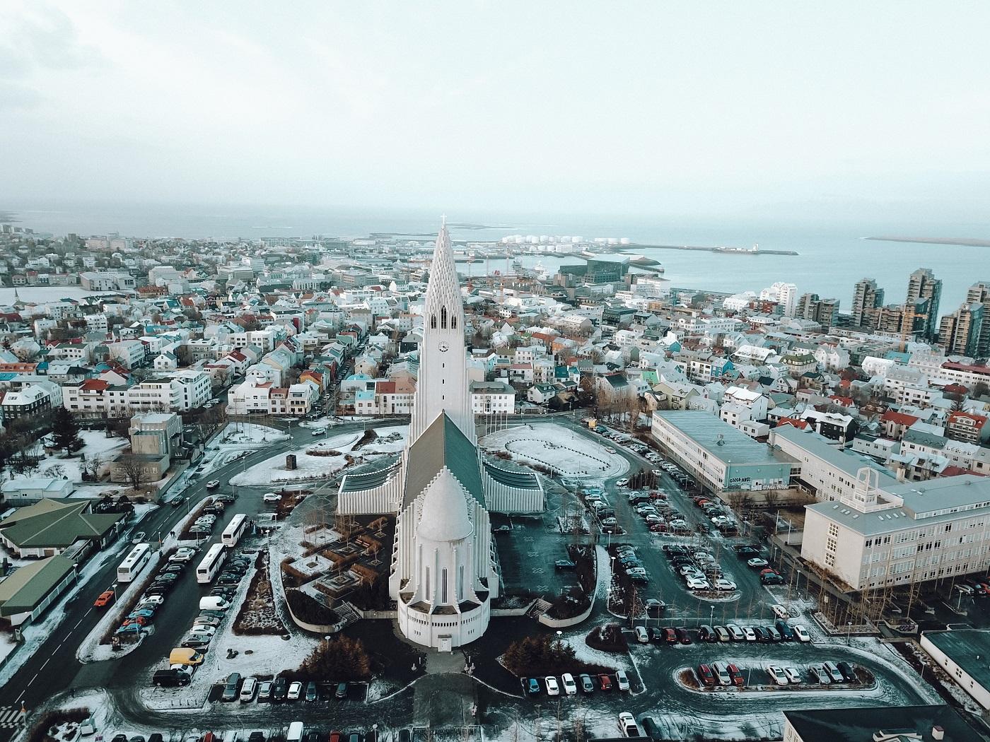 Igreja Hallgrímskirkja (Foto: Gabriel Bester)