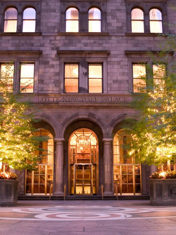 Lotte New York Palace (Foto: Divulgação)