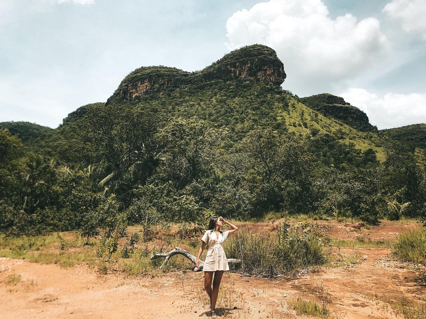Morro do Leão, em Lajeado (Foto: Gabriel Bester)