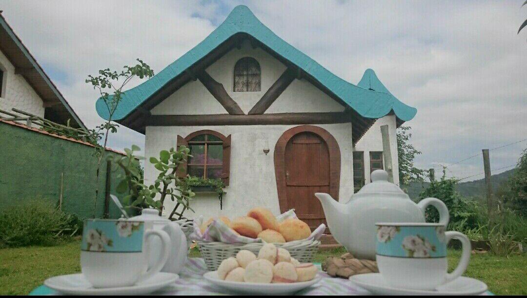 Casa de Contos de Fadas (Foto: Divulgação)