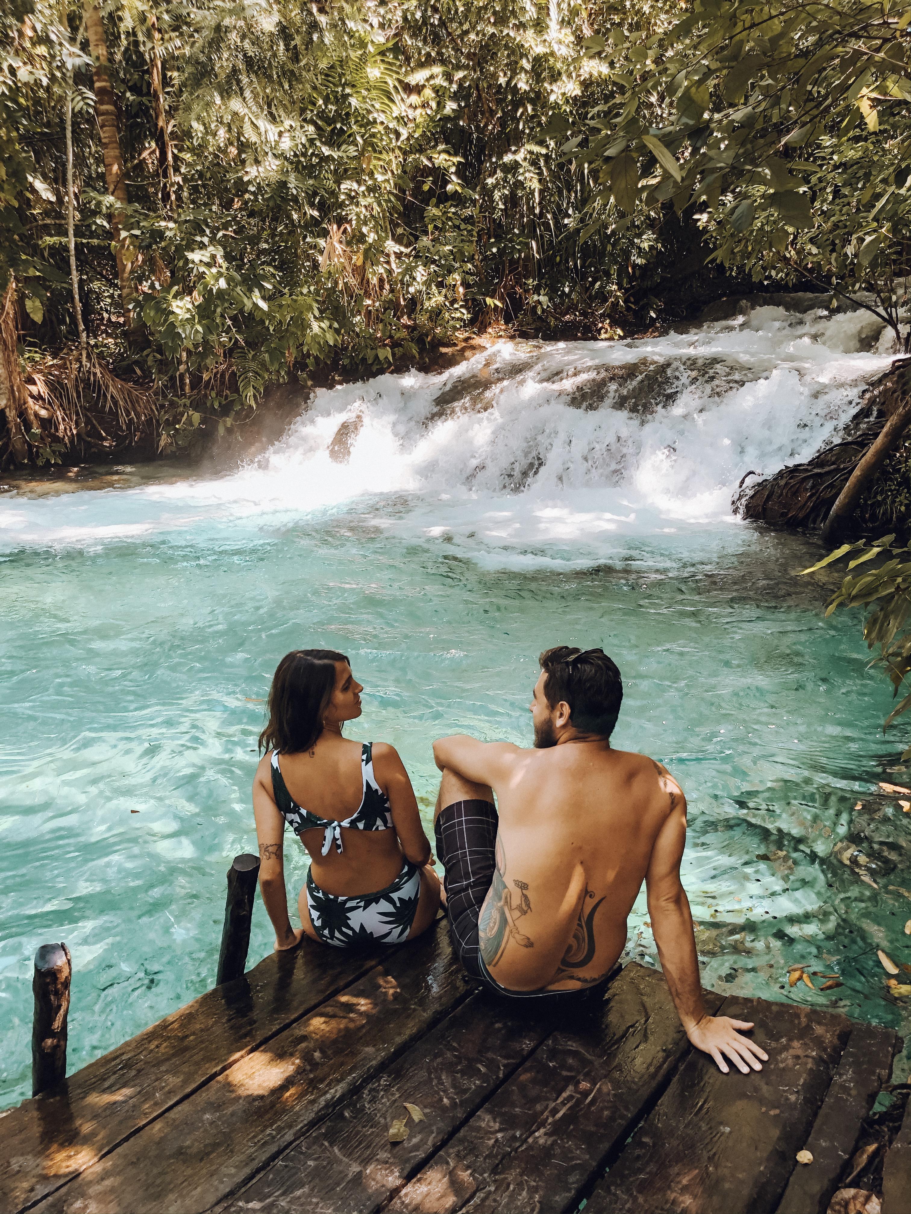 Cachoeira da Formiga, no Jalapão (Foto: Trip To Follow)