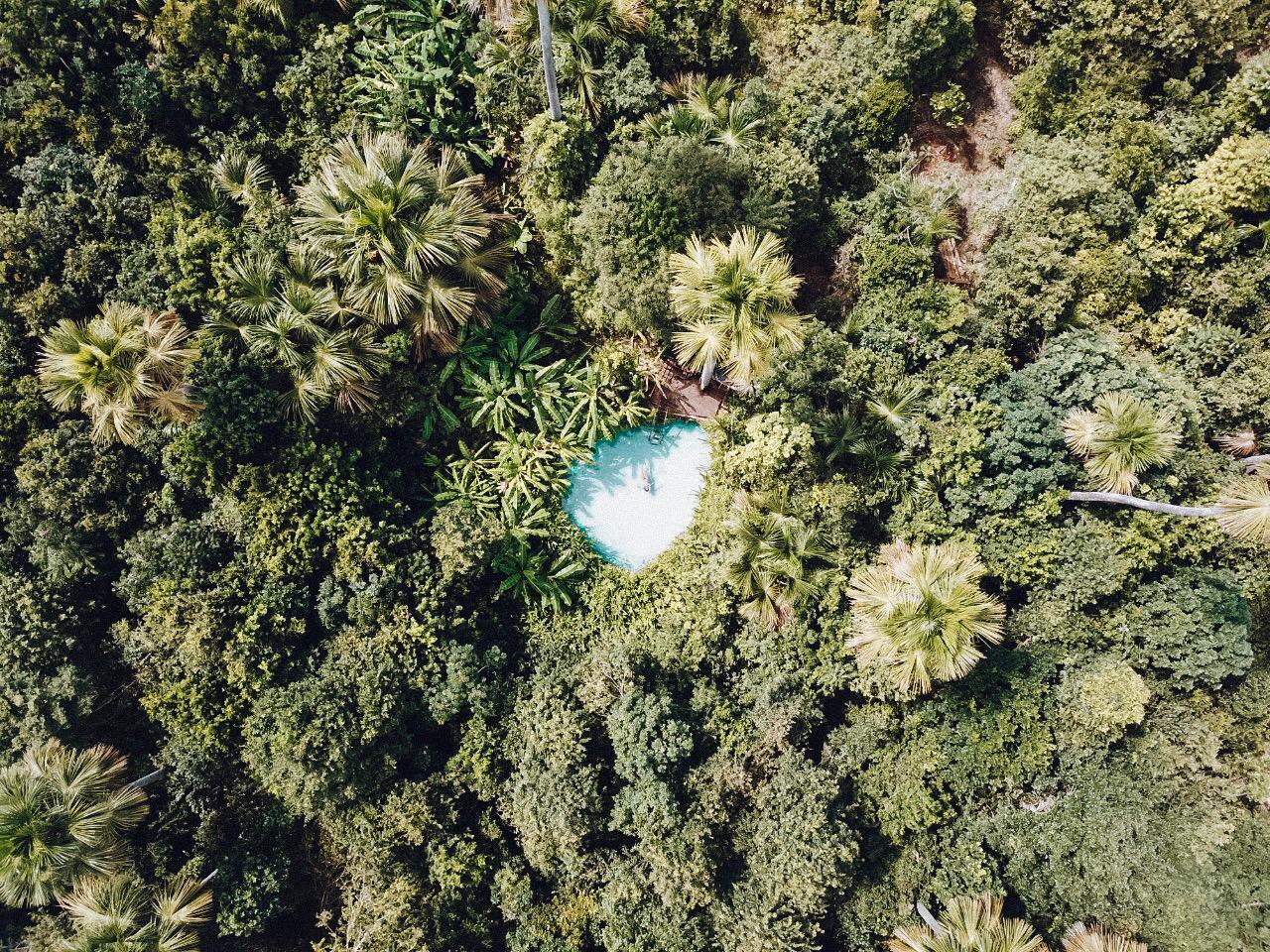 Fervedouro dos Buritis, no Jalapão (Foto: Gabriel Bester)