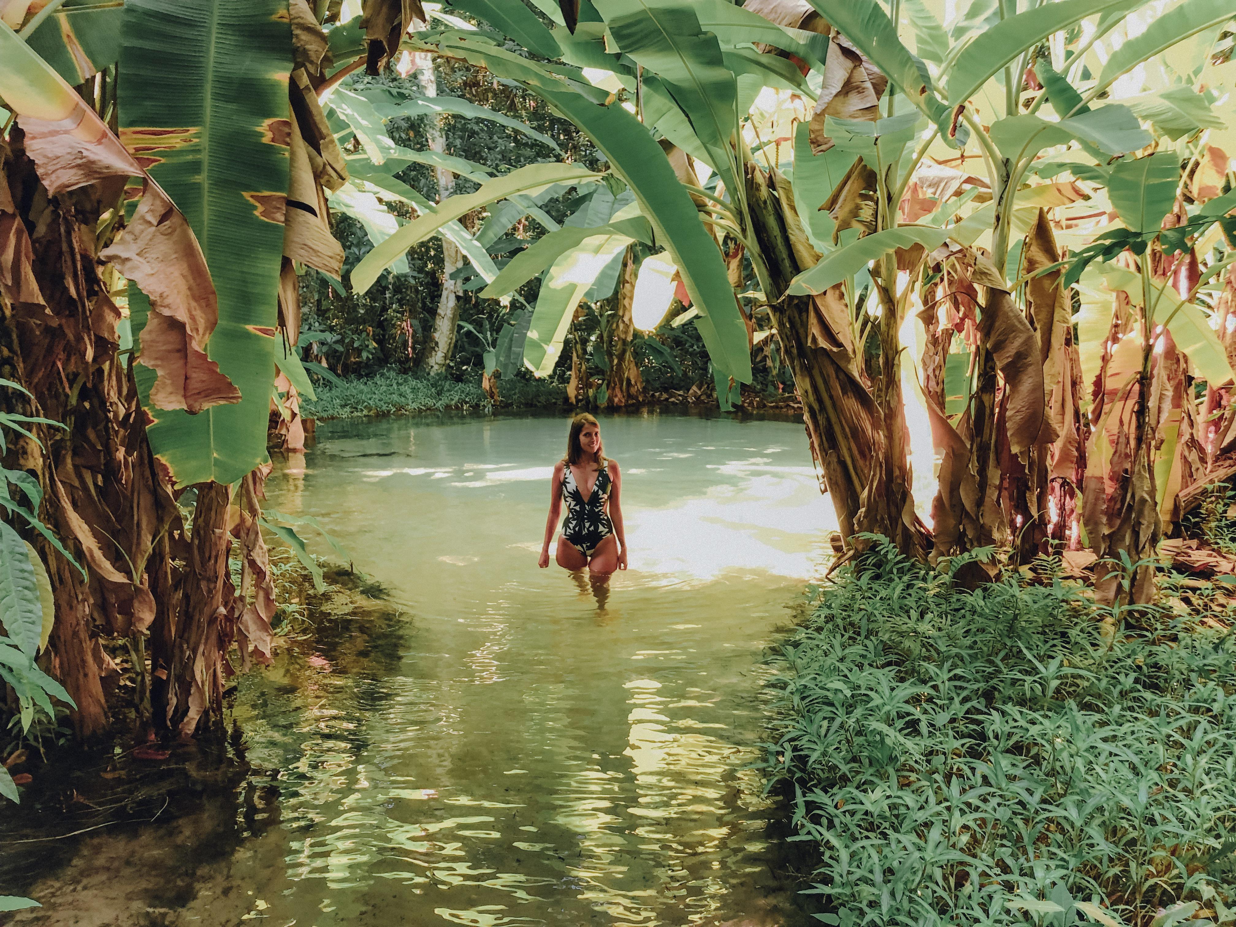 Fervedouro do Ceiça, no Jalapão (Foto: Gabriel Bester)