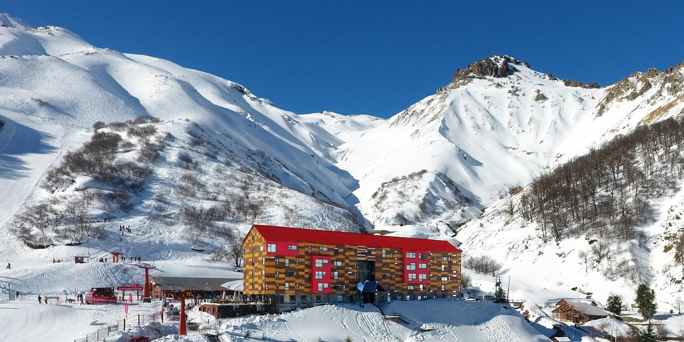 Hotel Alto Nevados (Foto: Divulgação)
