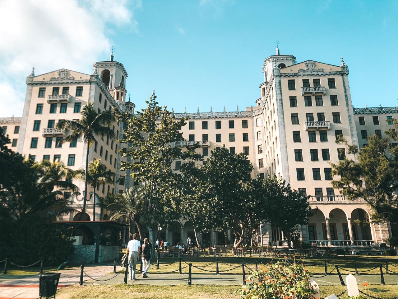 Hotel Nacional de Cuba (Foto: Tati Sisti)
