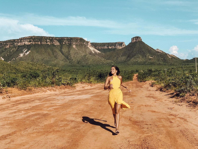 Morro do Saca Trapo, no Jalapão (Foto: Gabriel Bester)