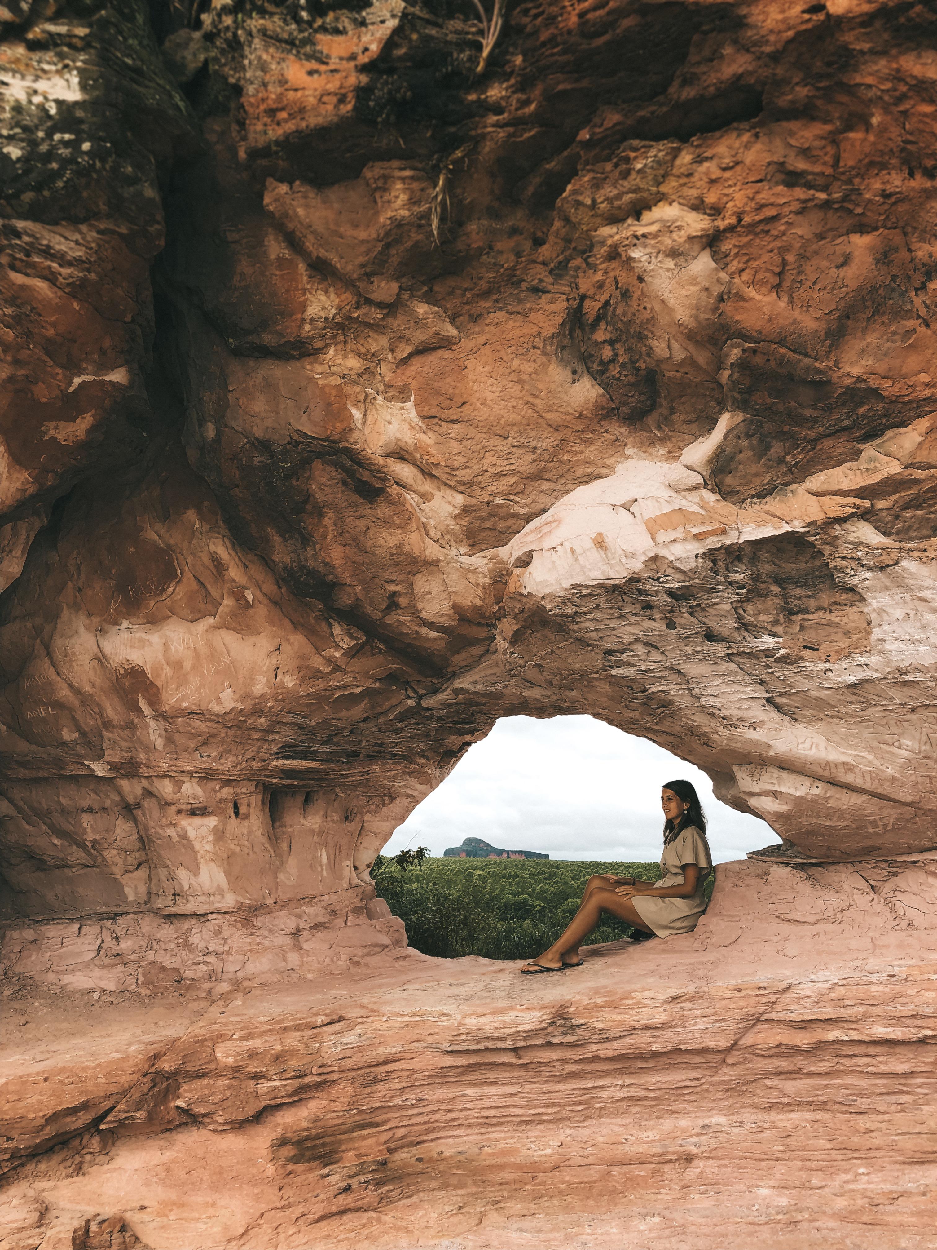 Pedra Furada (Foto: Gabriel Bester)