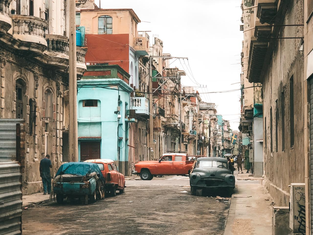 Ruas de Havana, Cuba (Foto: Tati Sisti)