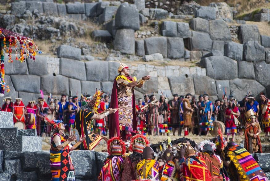 Inti Raymi, Festa do Sol (Foto: Divulgação)