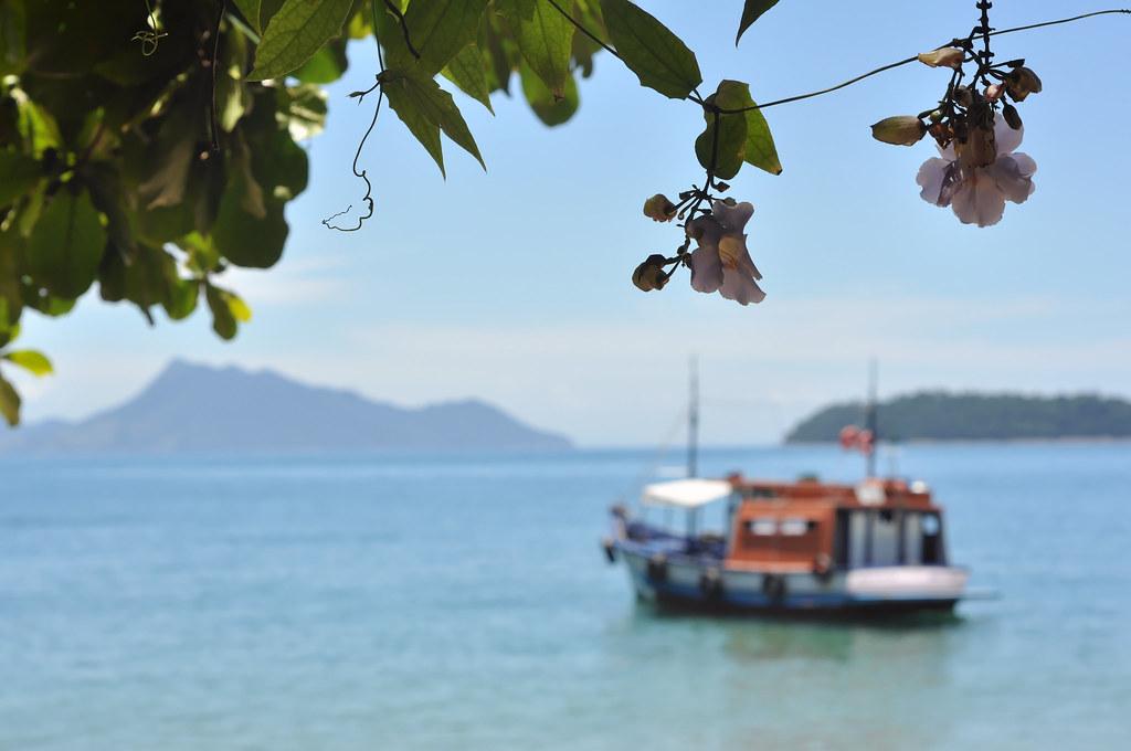 Ilha Grande (Foto: Waxy Dan - Flickr)