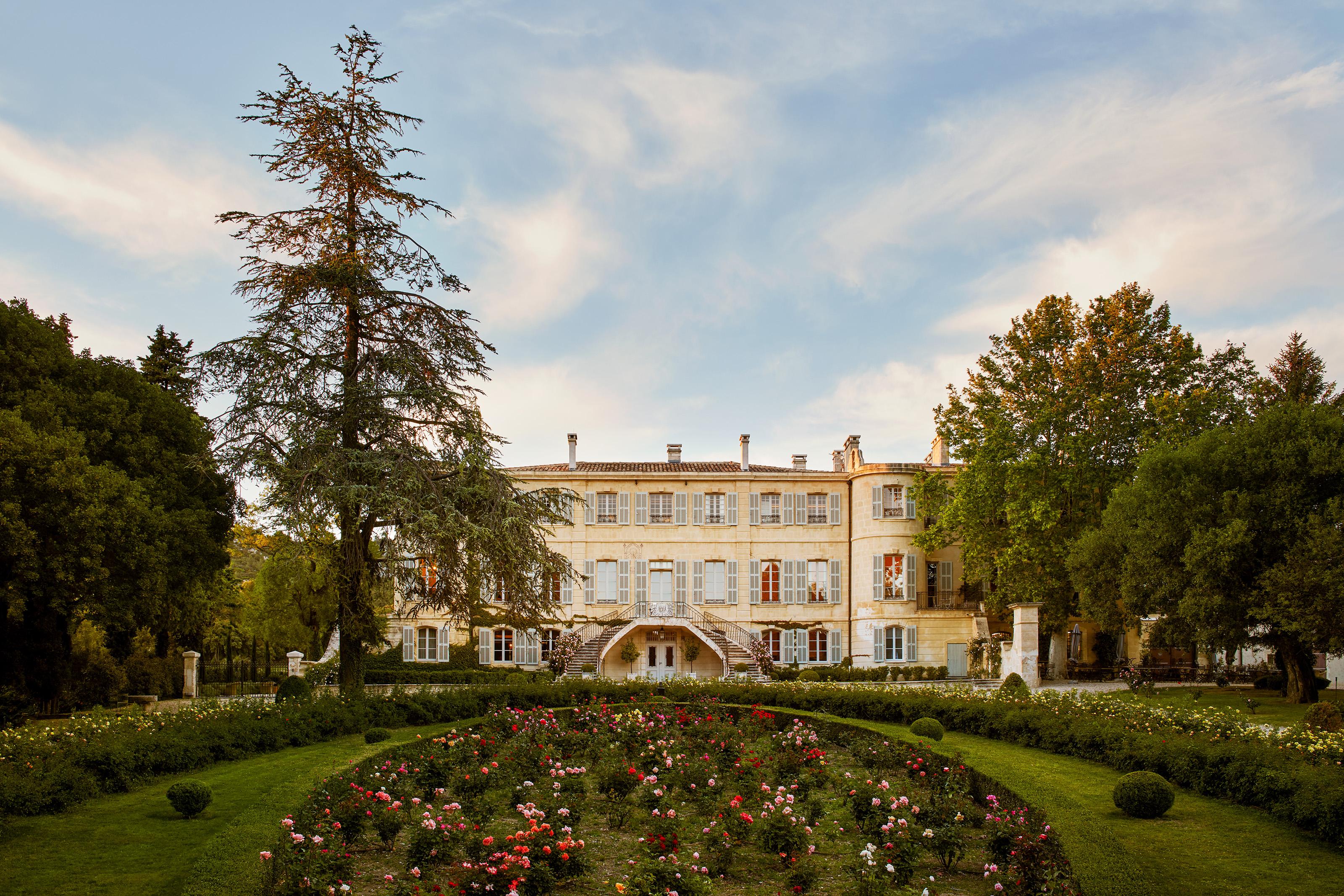 Chateau d'Estoublon, Provence, França (Foto: Divulgação)