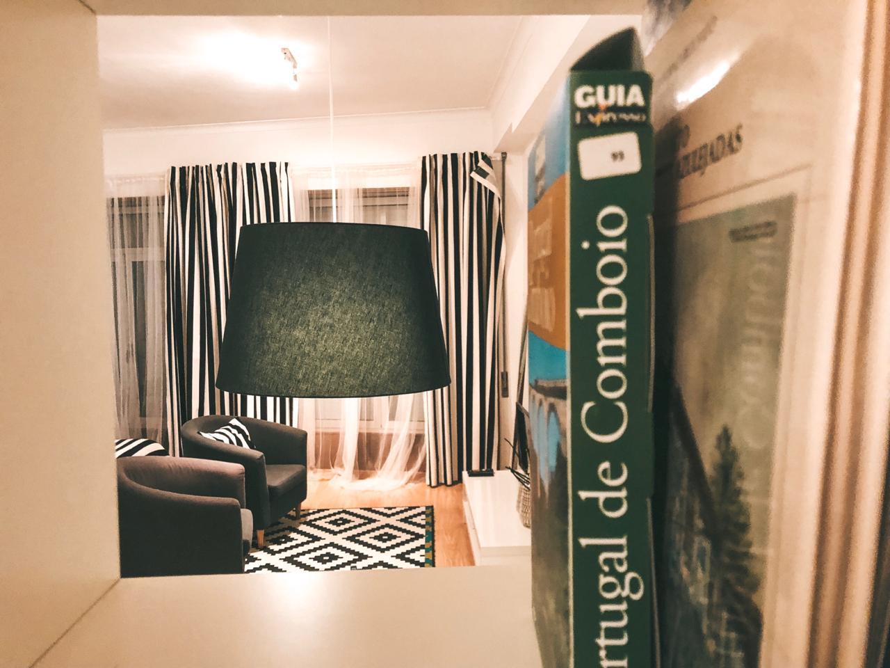 Nosso studio no Porto, em Portugal (Foto: Trip To Follow)