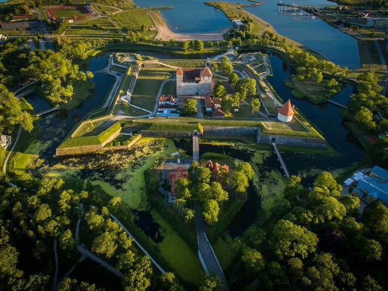 Saaremaa, Estônia (Foto: Divulgação)