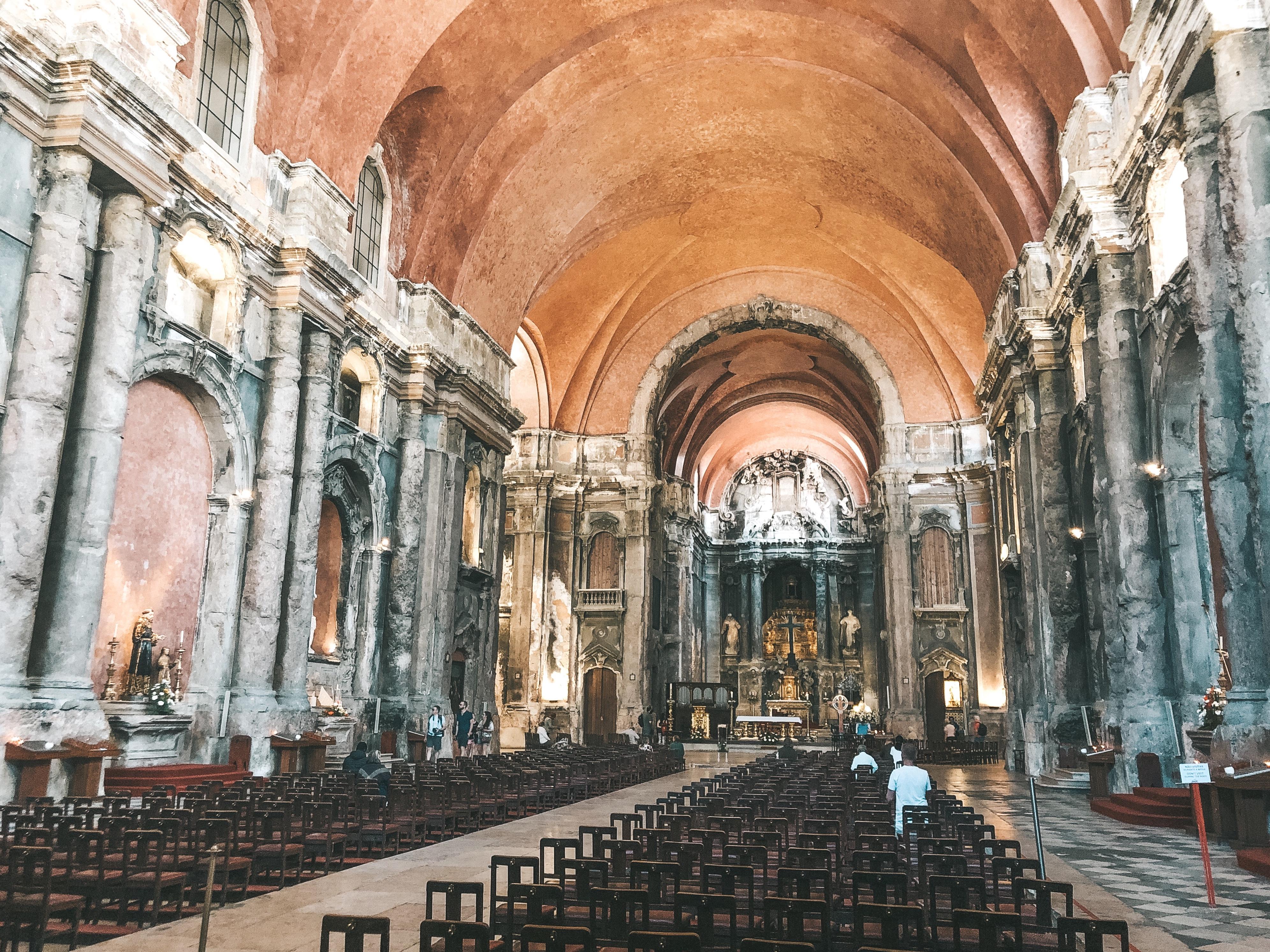 Igreja São Domingos, em Lisboa (Foto: Trip To Follow)