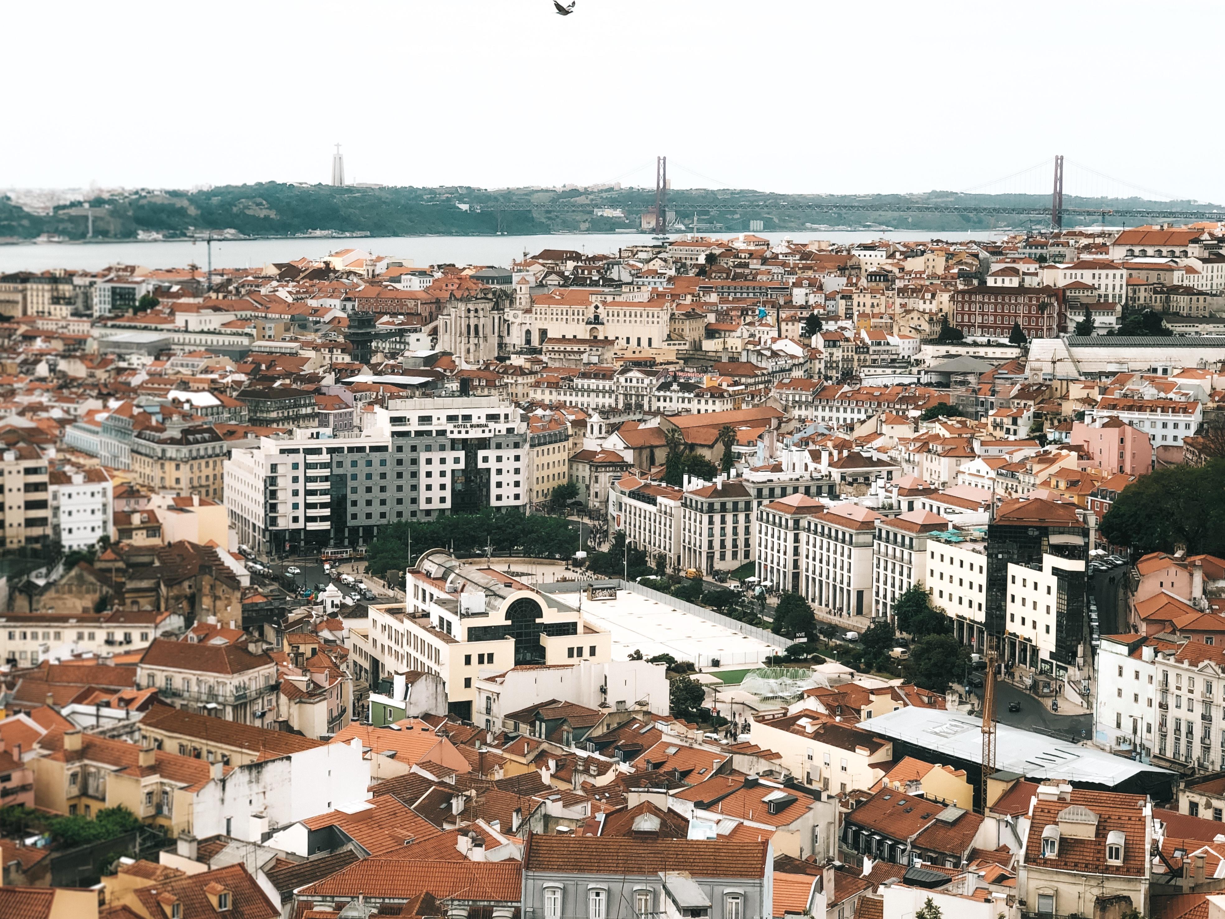 Miradouro da Nossa Senhora do Monte, em Lisboa, Portugal (Foto: Trip To Follow)