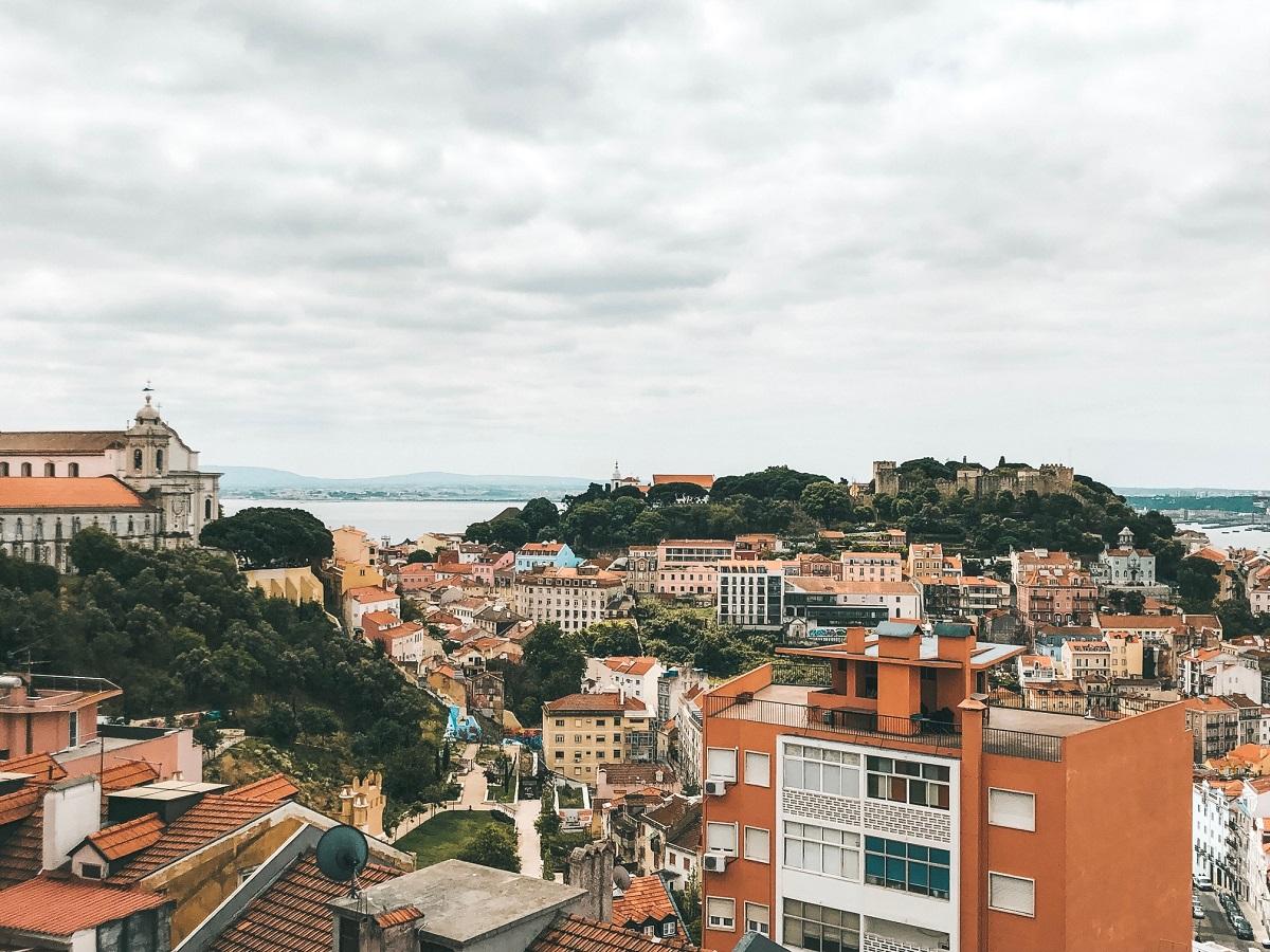 Miradouro da Graça, em Lisboa (Foto: Trip To Follow)