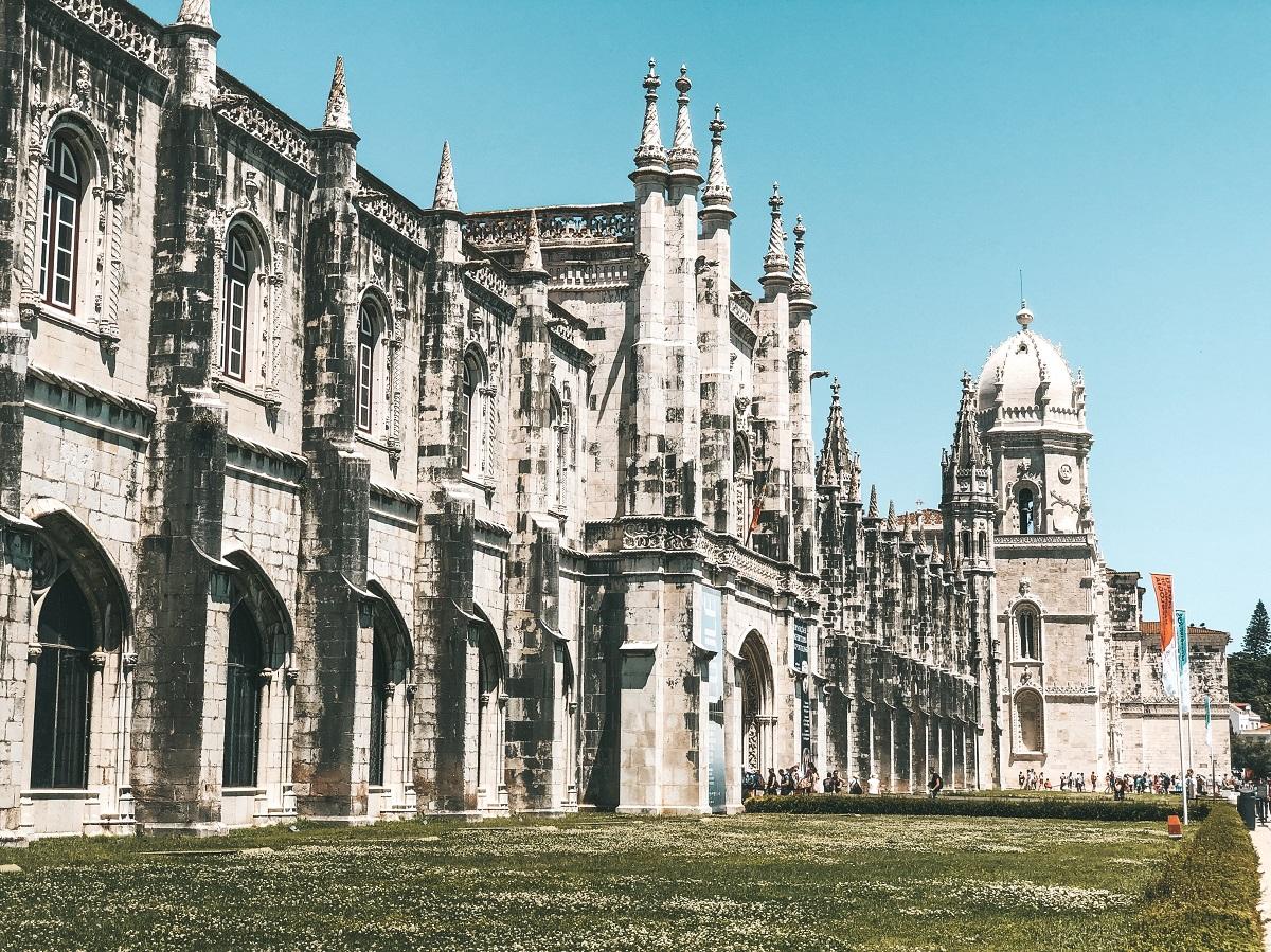 Mosteiro dos Jerônimos, em Belém, Lisboa (Foto: Trip To Follow)