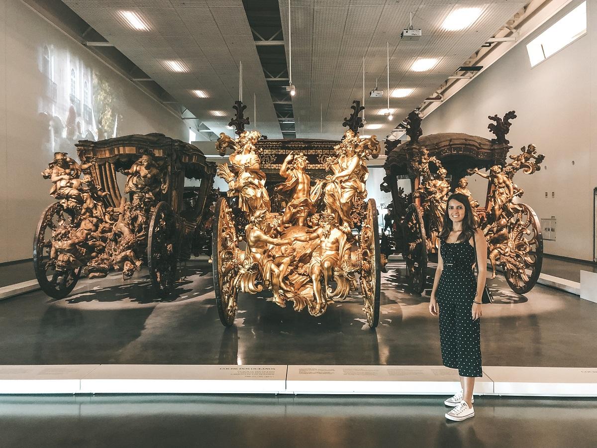 Museu dos Coches, em Lisboa (Foto: Trip To Follow)