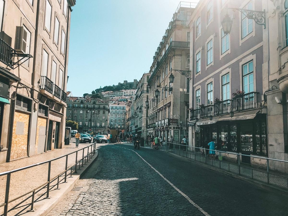 Rua Garret, em Lisboa (Foto: Trip To Follow)