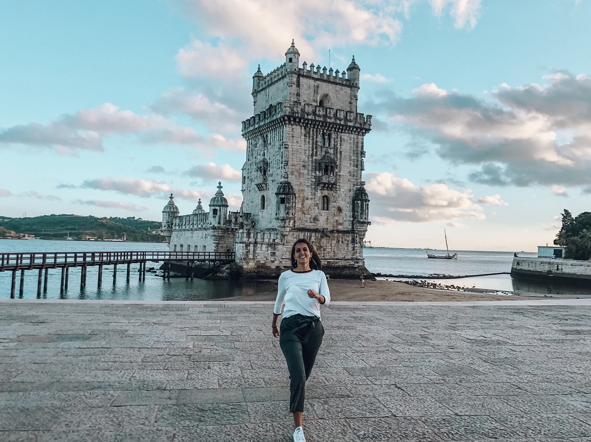 Torre de Belém, em Lisboa, Portugal (Foto: Trip To Follow)