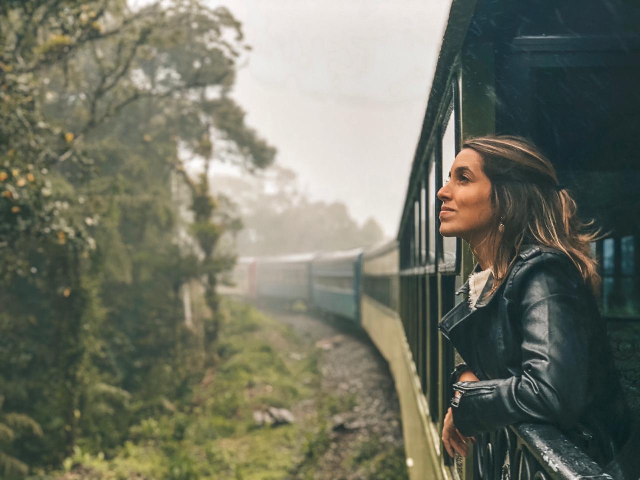 Passeio de trem para Morretes, no Paraná (Foto: Trip To Follow)